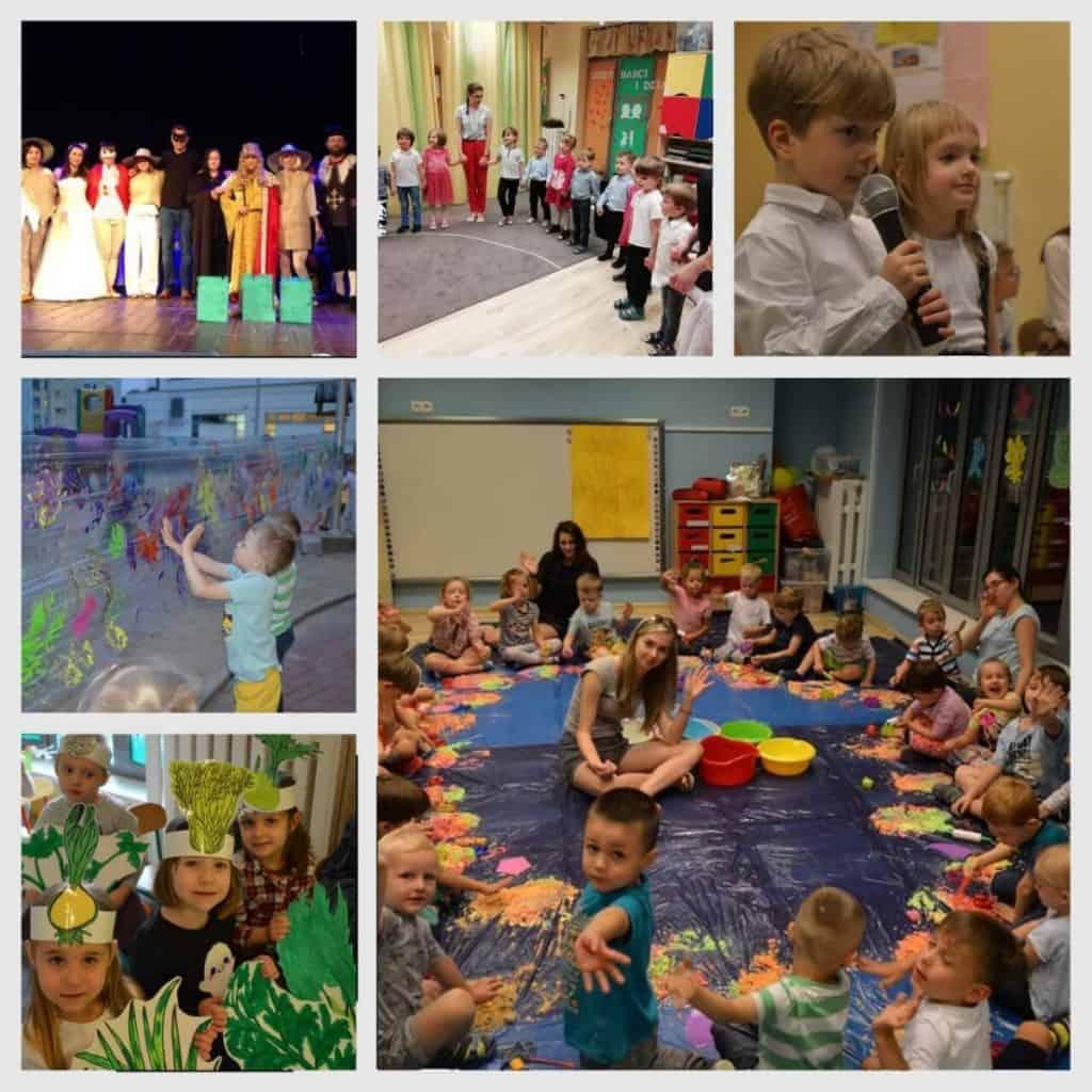 foto 3 występy art zaangażowani rodzice i dzieci dzieciom